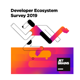 Participate in the new Developer Ecosystem Survey 2019!