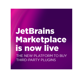 JetBrains Marketplace is Here!
