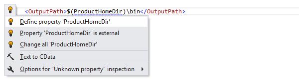 ReSharper_by_Language__MSBuild__Quick-Fixes__define_property_01