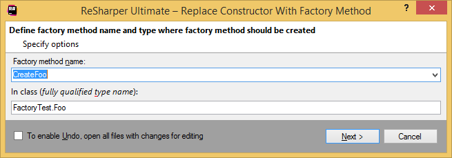 Refactorings__Replace_Constructor_with_Factory_Method__dialog_box