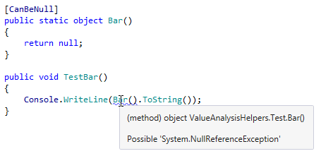 Code Analysis Value Analysis 2