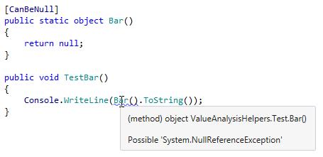 Code Analysis Value Analysis 2