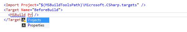 Coding Assistance Code Completion Symbol build scripts 01