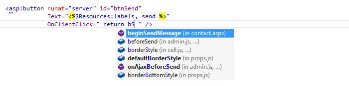 Web Development Code Completion 03