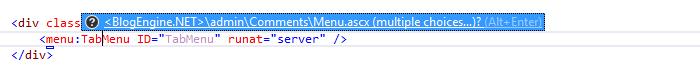 Web Development Register user controls