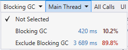 t1 blocking gc filter