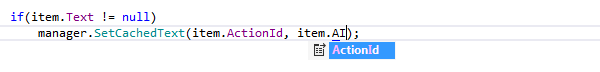 Coding Assistance Code Completion Smart CamelHumps