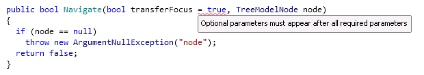 Code Analysis Code Highlighting Errors 2