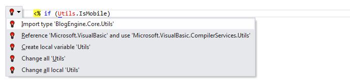 Web Development Quick Fixes import type 01