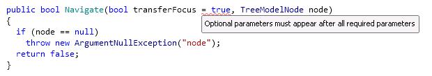 Code Analysis Code Highlighting Errors 2