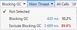 t1 blocking gc filter