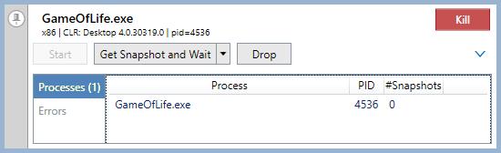 dotCover controller dialog