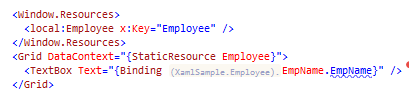 ReSharper: Inlay hints in XAML for DataContext