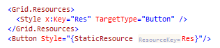 ReSharper: Inlay hints in XAML for implicit attribute names