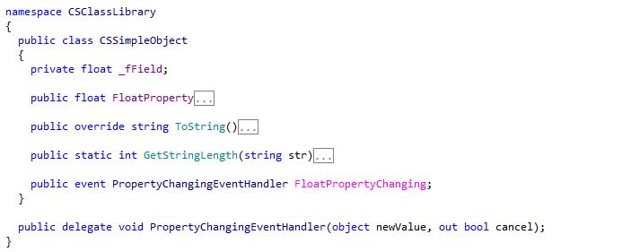 ReSharper: Syntax highlighting