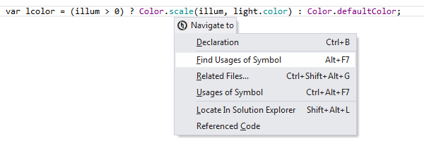 ReSharper: 'Navigate To' in TypeScript