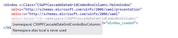 ReSharper: XAML code highlighting