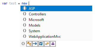ReSharper completion filters: 'exclude' mode