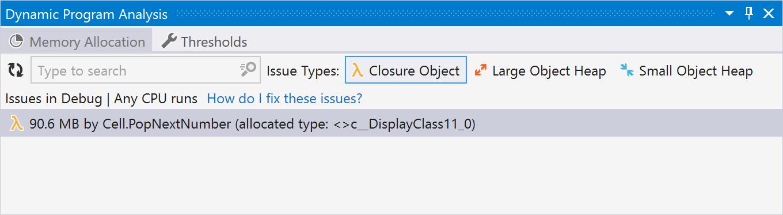 DPA. Method is shown in window
