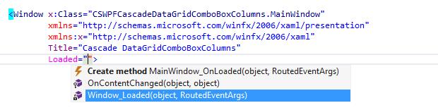 ReSharper: Code completion in XAML