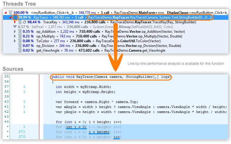 Reference snapshot views file preview