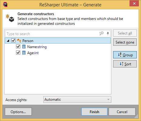 ReSharper for Data Access