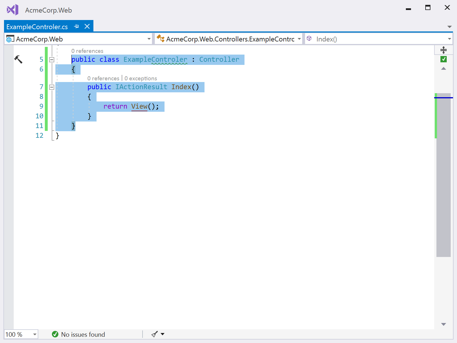 ReSharper: saving formatting styles to EditorConfig after contextual configuration