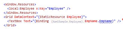 ReSharper: Inlay hints in XAML for DataContext