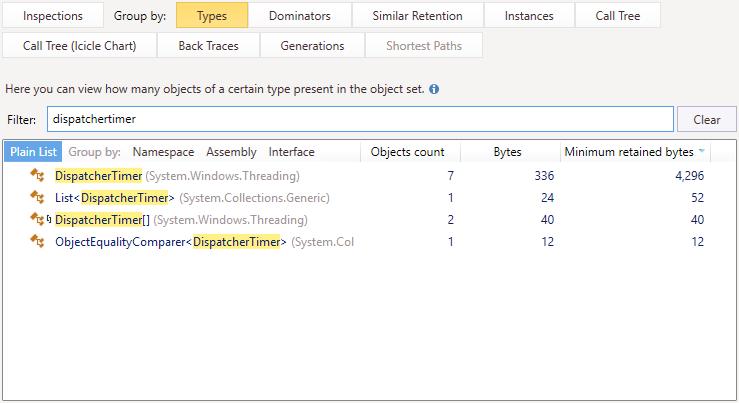 T2 2nd leak type list