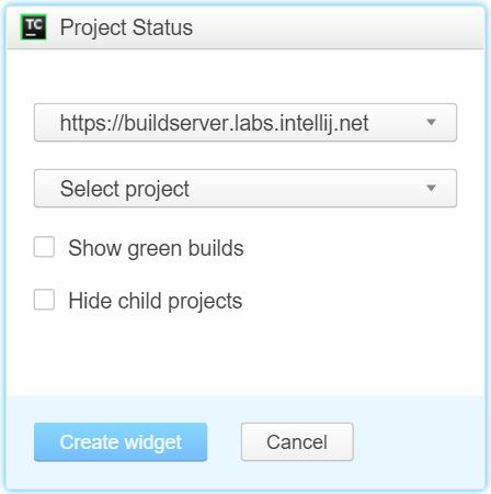 addingProjectWidgetConf