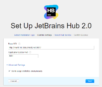 installHubConfirmSettings