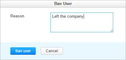 banReason