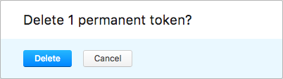 permanentTokenRevokeAcknowledge