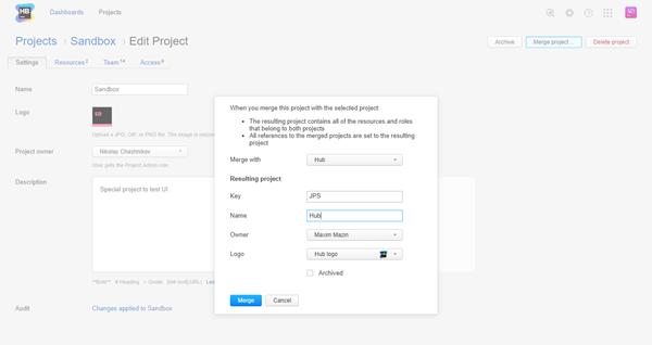 mergeProjectsDialogSetResultingProject