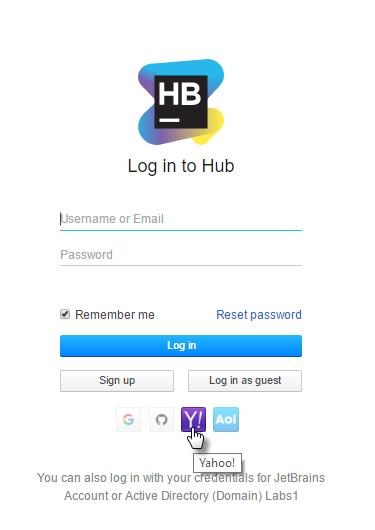 Yahoo auth icon