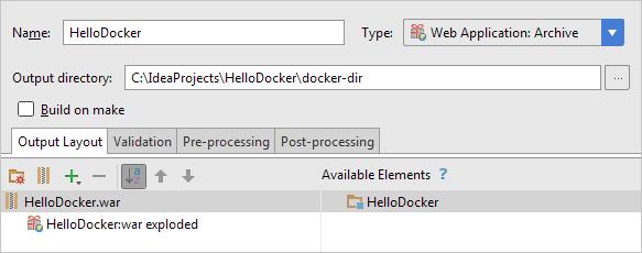05_DockerArtifact