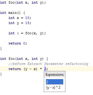 cl_extractParameterExpressions