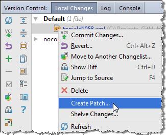 createPatch