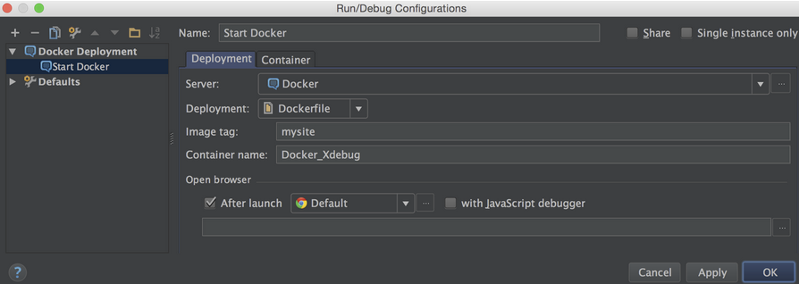 docker_run_config