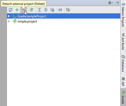 gradle_detach_project