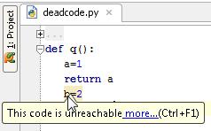 py_deadcode