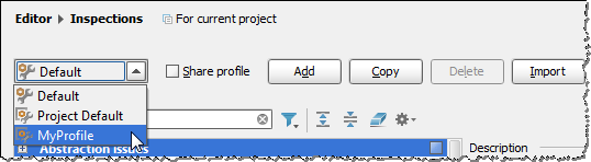 select_profile