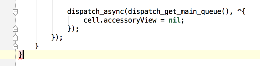 AppCode_HighlightingBraces.png