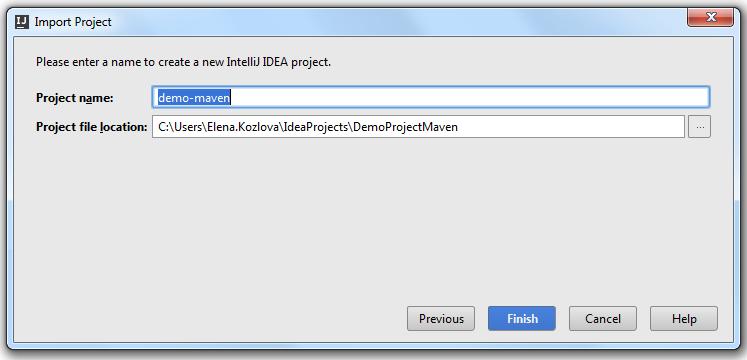 maven_import_proj_info