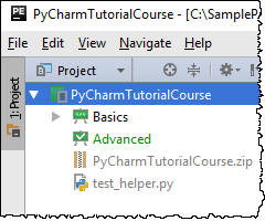 pe_course_archive_in Project_tool_window