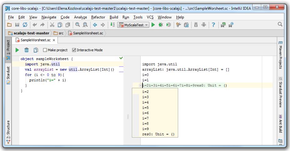 Printables Scala Worksheet intellij idea 2016 3 help working with scala worksheet helpimgidea2016 3sc wsheet fold png