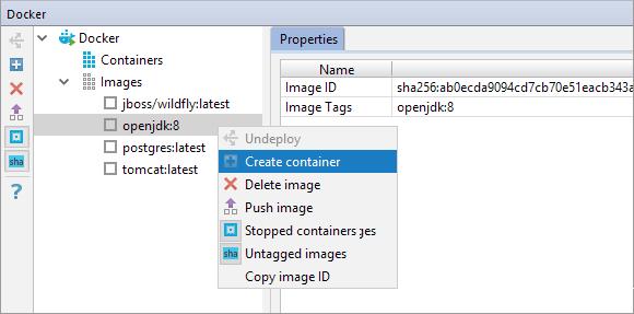 80 DockerCreateContainerJDK