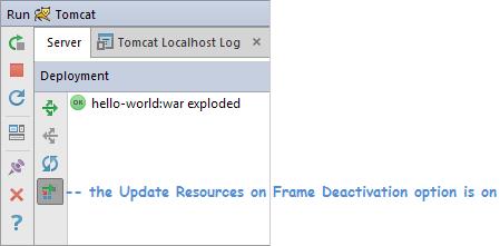 UpdateAppOnFrameDeactivation