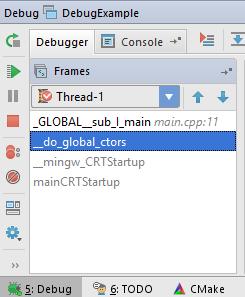 cl CodeFrames