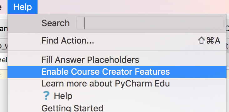 enable course creator features